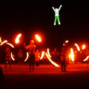Tahoe Burn Tribe - Fire Performer / Circus Entertainment in Tahoe City, California
