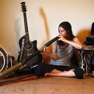 Tajlyn - Singing Guitarist / Didgeridoo Player in Show Low, Arizona