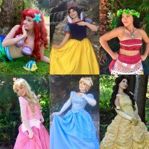Tales of Enchantment Princess Parties - Princess Party / Children's Party Entertainment in Auburn, Washington