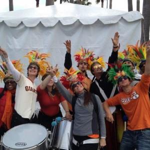 Tambores de Cores Group - Samba Band / Beach Music in Oakland, California