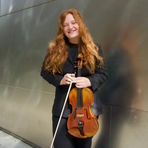Taylor Cooksey - Violist - Viola Player in San Francisco, California
