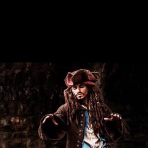 Taylor Mathers - Johnny Depp Impersonator in Orlando, Florida