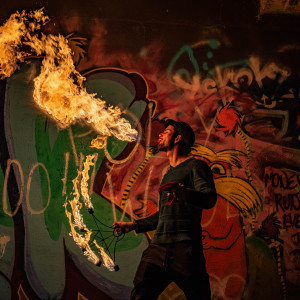 Tazzmanianentertainment - Fire Dancer / Fire Eater in Austin, Texas