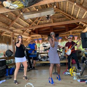 TC & Sass - Dance Band in Orlando, Florida