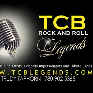 TCB Rock and Roll Legends - Event Planner in Edmonton, Alberta