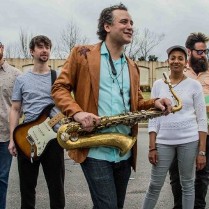 Ted Hefko's New Orleans Band - Blues Band in New Orleans, Louisiana