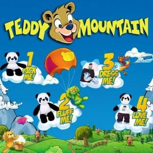 Teddy Mountain Workshop Build a Teddy Bear