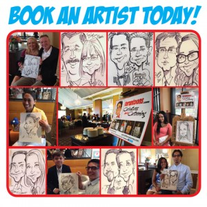 Teran Toons - Caricaturist / Family Entertainment in Bogota, New Jersey