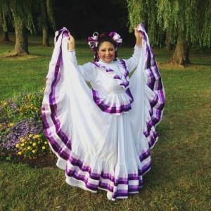 Tere Luna, Mexican Folkloric Dancer - Mariachi Band in Hamden, Connecticut