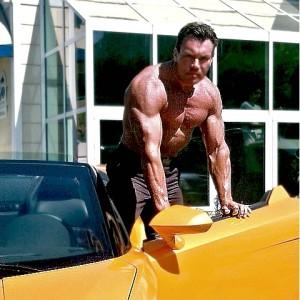 Termination - Arnold Schwarzenegger Impersonator in Los Angeles, California