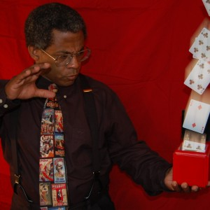 Terry Francis - Purveyor Of Magic & Mystery - Magician in Covington, Kentucky