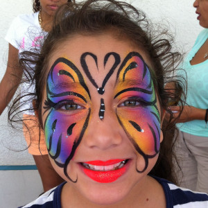 Terry's Face Painting Inc. - Children's Party Entertainment / Airbrush Artist in Miami, Florida