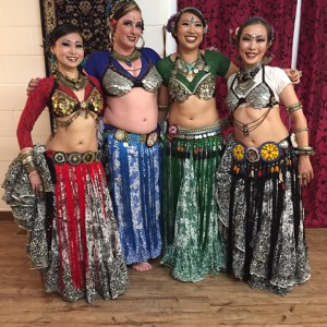 Tessera Tribal - Belly Dancer in Oakland, California