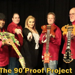 The 90 Proof Project - Dance Band in Derby, Kansas