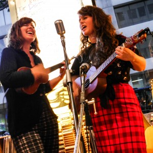 The Alegre Sisters - Acoustic Band in Oakland, California
