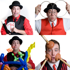 The Amazing Dave - Children's Party Magician / Comedy Magician in Los Angeles, California