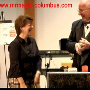 The Amazing Mr. Magic - Comedy Magician in Cincinnati, Ohio