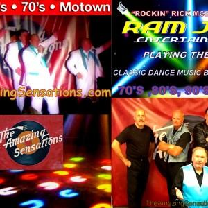 The Amazing Sensations - 1950s Era Entertainment in Boston, Massachusetts