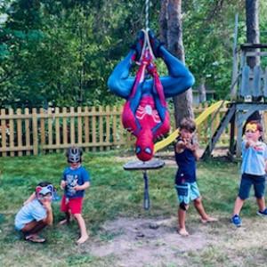 The Amazing Spiderman - Children's Party Entertainment in Minneapolis, Minnesota