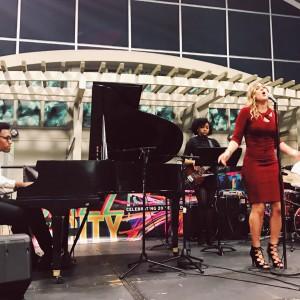 The Anastasiya Kadukov Quartet - Jazz Singer in Chicago, Illinois