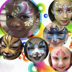Color Me Funky - Face Painter / Balloon Twister in Cambridge, Massachusetts