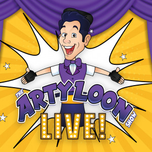 Virtual Magic Shows and More by Arty Loon Live! - Children's Party Magician / Balloon Twister in Los Angeles, California