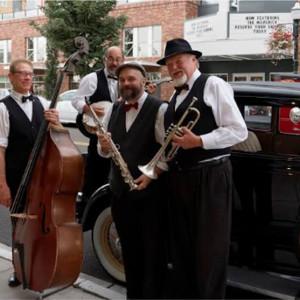 Barrelhouse Gang - Swing Band in Seattle, Washington