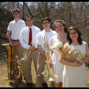 The Bel Canto Brass Quintet - Brass Band / Brass Musician in Williamsburg, Virginia