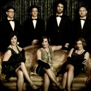 The Bettys - Party Band / 1920s Era Entertainment in Toronto, Ontario