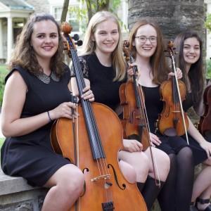 The Bi-College Quartet