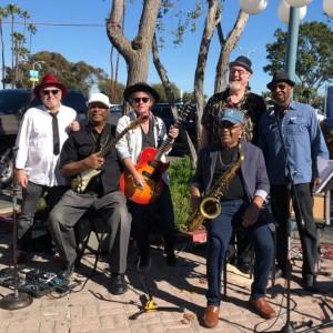 The Blind Lemon Peel Blues All-Stars - Blues Band in Los Angeles, California