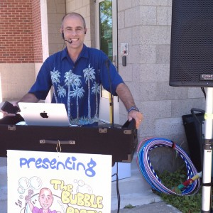 The Bubble Party Guy - Mobile Game Activities in Meriden, Connecticut
