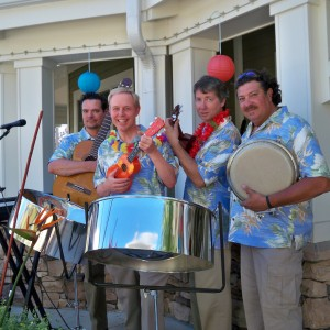 The Cabana Band - Caribbean/Island Music in Salt Lake City, Utah