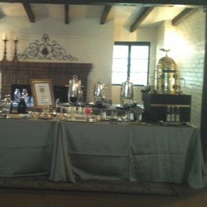 The Cappuccino Connection - Caterer in Santa Barbara, California