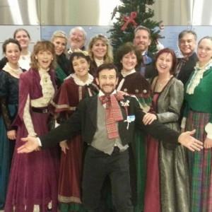 The Caroling Company - Christmas Carolers in Los Angeles, California