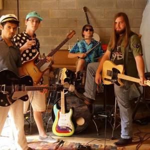 The Charlatan Basement Blues Revue - Rock Band / Blues Band in Morganton, North Carolina
