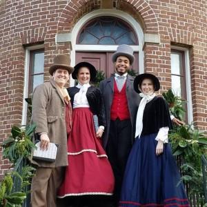 The Charleston Caroling Company - Christmas Carolers in North Charleston, South Carolina