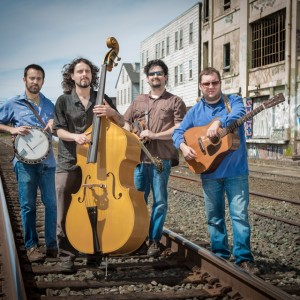 The Cherry Pickers - Bluegrass Band in San Francisco, California
