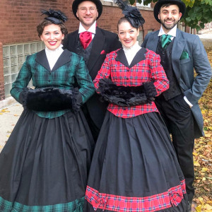 The Chicago Carolers - Christmas Carolers in Chicago, Illinois
