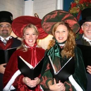 The Cincinnati Christmas Carolers - Christmas Carolers in Santa Rosa Beach, Florida