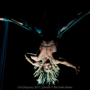 The Circus Project - Aerialist in Portland, Oregon