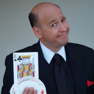 The Comedy and Magic of Kerry Ross - Comedy Magician in Los Angeles, California