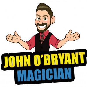 John O'Bryant Magician - Comedy Magician in San Antonio, Texas