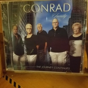 The Conrad Family - Gospel Music Group in Cowarts, Alabama