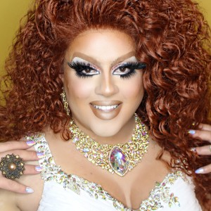 The Countess Mascara - Drag Queen / Impressionist in Manhattan, New York