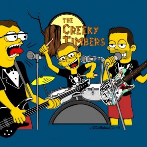 The Creeky Timbers - Cover Band in Naperville, Illinois