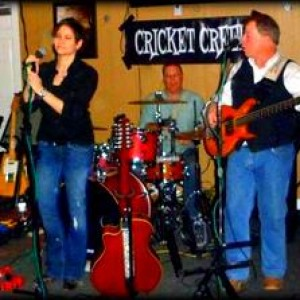 """The Cricket Creek Band,  """"Country Music"""""""