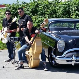 The Dusty Aces - Rockabilly Band in Chilliwack, British Columbia