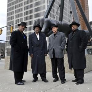 the Dynamics - R&B Group in Detroit, Michigan