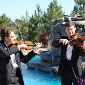 The Ellegant String Duo - Classical Ensemble / Holiday Party Entertainment in Christiansburg, Virginia